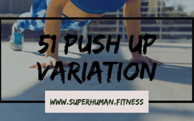 51 Push Up Variation, Detailed List For Every Fitness Level