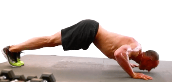 Benefits of dive bomber pushup