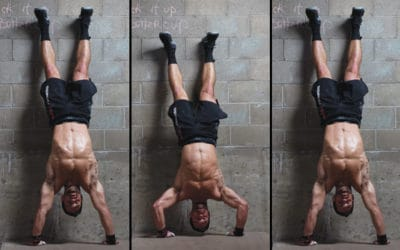 Handstand Pushup- Why Are They Awesome And How To Master Them
