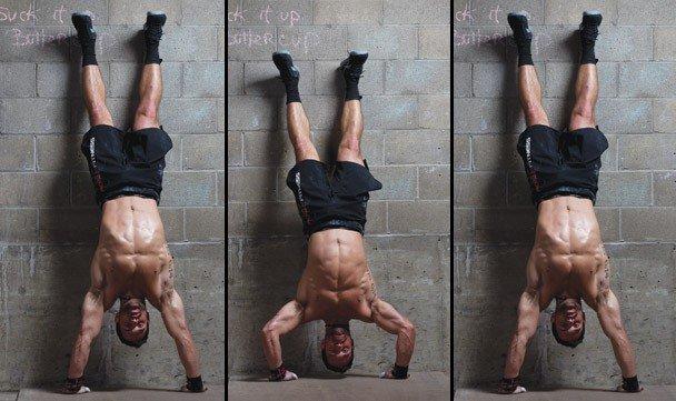 handstand pushup