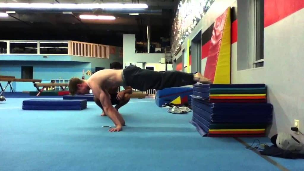 Precautions While Performing Pseudo Planche Pushup