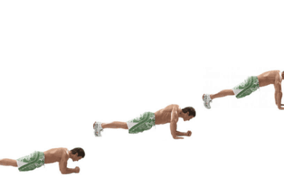Plank Pushup – For Stronger Core And Upper Body