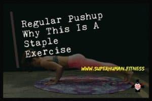 Regular Pushup