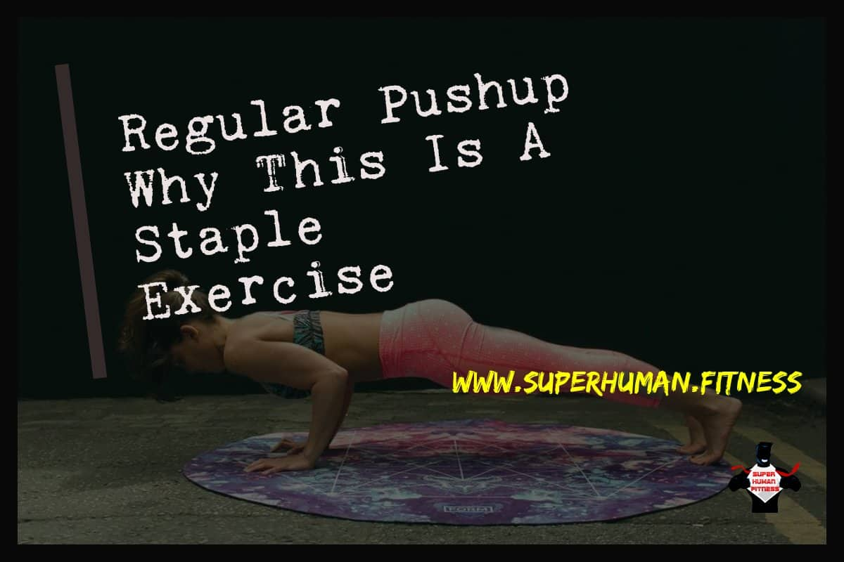 Regular Pushup