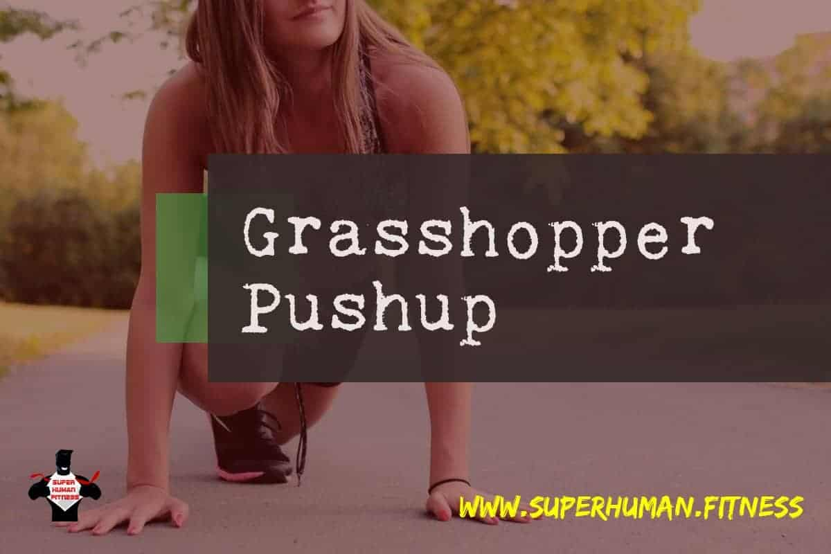 grasshopper pushup