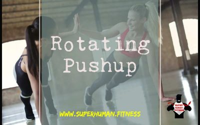 Rotating Pushup – Make Your Workout Interesting