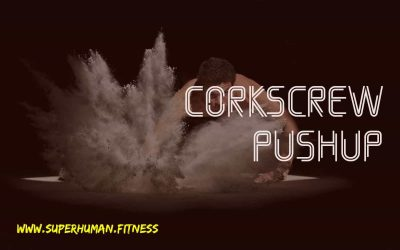 Corkscrew Pushup – Let's Burn That Extra Fat