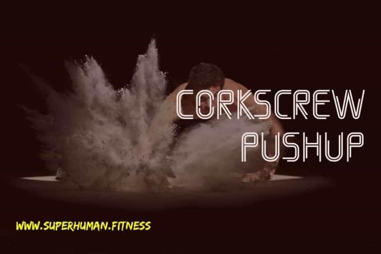 Corkscrew Pushup