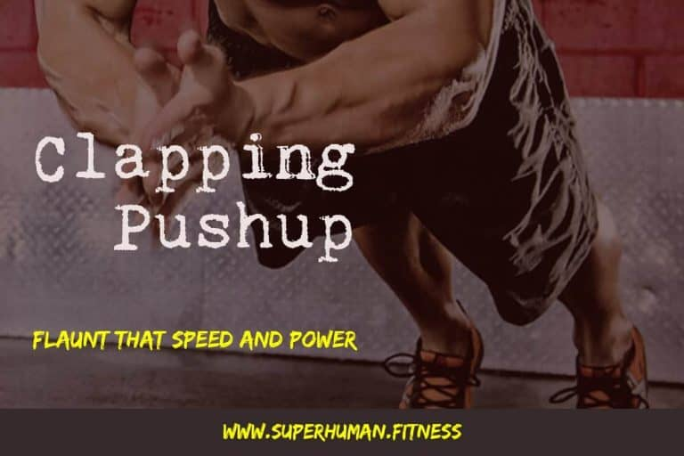 clapping pushup