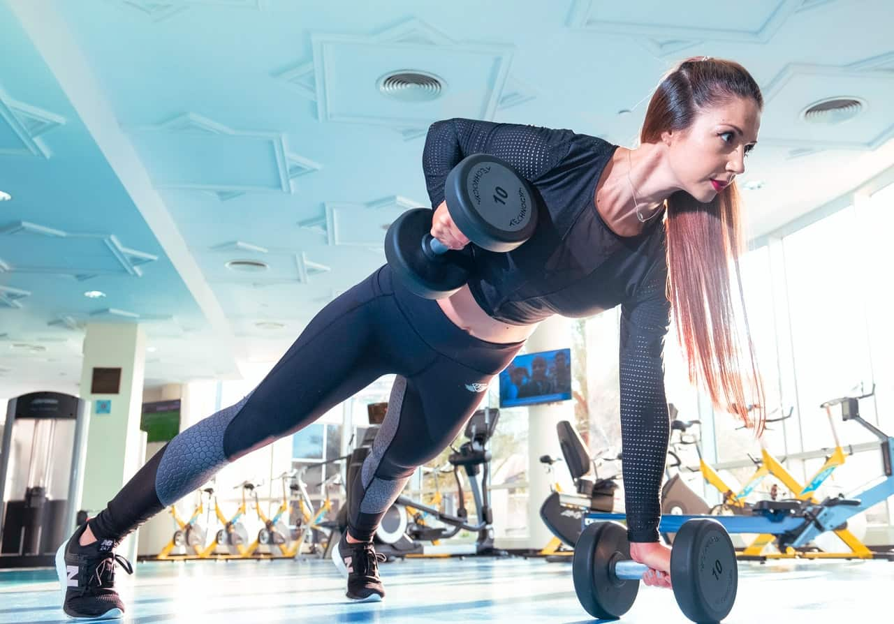 Benefits of renegade row pushup