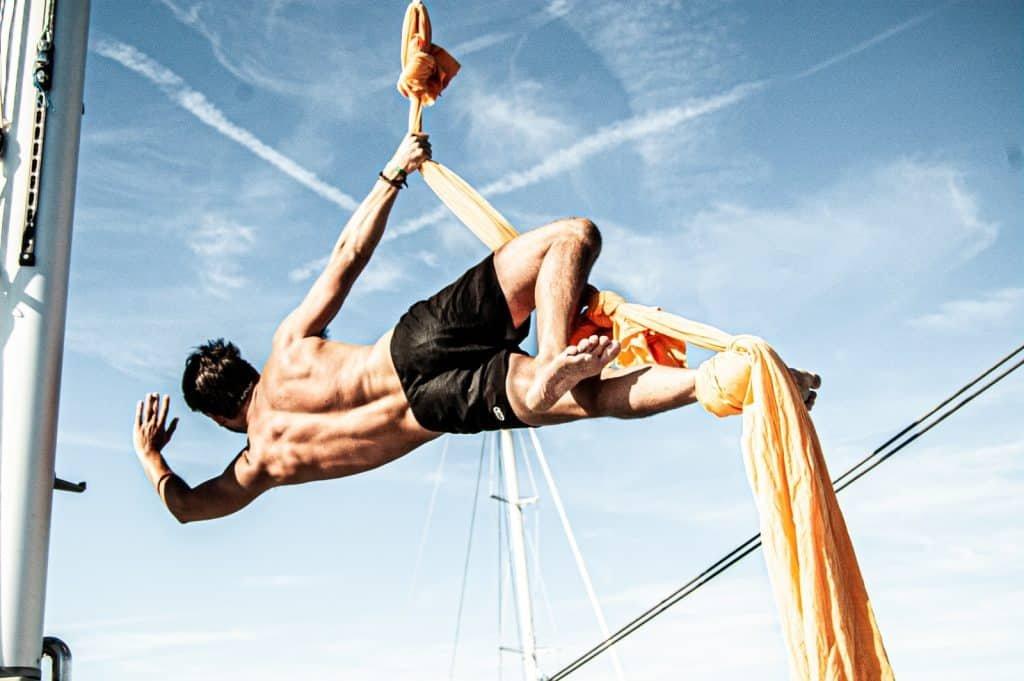 Calisthenics vs. Gymnastics