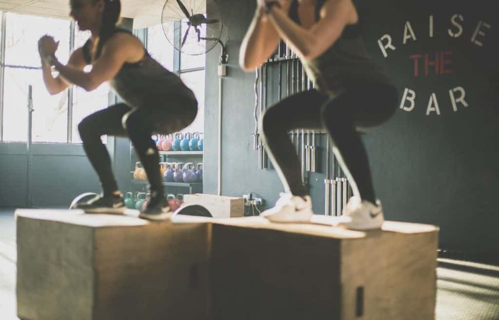 squat calisthenics